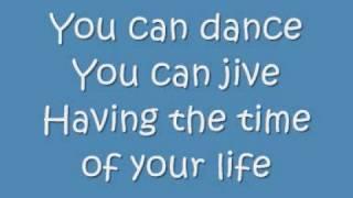 getlinkyoutube.com-Abba Dancing Queen lyrics