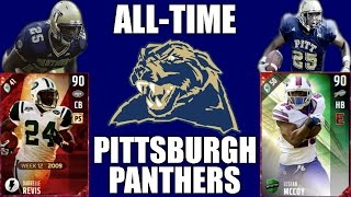 getlinkyoutube.com-All-Time Pittsburgh Panthers Team - Darrelle Revis and LeSean McCoy! - Madden 17 Ultimate Team