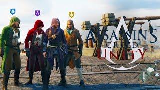 getlinkyoutube.com-Assassin's Creed Unity - HEIST MULTIPLAYER CO-OP MISSION!