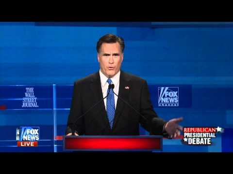 Fox News/Wall Street Journal/SC Republican Party Debate in Myrtle Beach, SC (January 16, 2012)