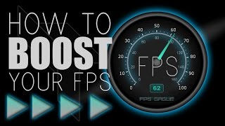 getlinkyoutube.com-The Ultimate FPS Boosting Guide!