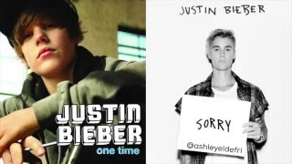 getlinkyoutube.com-Sorry & One Time Remix - Justin Bieber | (original full mashup)