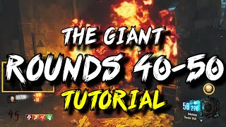 getlinkyoutube.com-'The Giant' Rounds 40-50 Gameplay/Tutorial! (Black Ops 3 Zombies)
