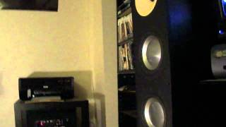 getlinkyoutube.com-B&W 683 with Denon AVR-3310 Bass Demo Dubstep in HD