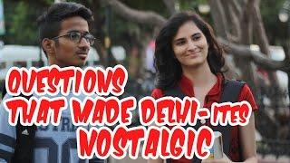 getlinkyoutube.com-Questions That Made Delhi-ites  Nostalgic