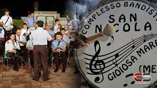 """Gioiosa Marea - Il complesso bandistico """"San Nicola"""" - www.canalesicilia.it"""