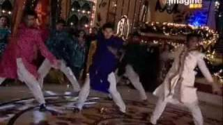 getlinkyoutube.com-Arjun Arohi - Sangeet Dance Part 1