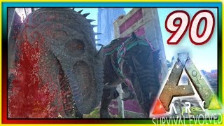 getlinkyoutube.com-ARK: Survival Evolved - TURKEY TERROR PREP / FALLOUT 4 ARMOR - S2E90 ( Modded Gameplay ) + GIveaway