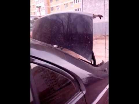 Пружины в багажник Hyundai Accent