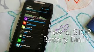 getlinkyoutube.com-How to STOP Battery Drain on your Android Phone [DETECT WAKELOCKS]