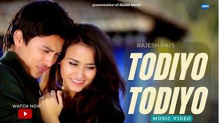 Todiyo Todiyo by Rajesh Rai || new nepali pop song 2015 || official video HD