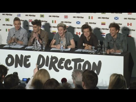 One Direction's Big Announcement (Part 1) -y6S01em9mKw