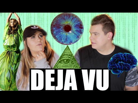 DEJA VU PHENOMENON THEORIES & CONSPIRACIES | TRIPPY TALK