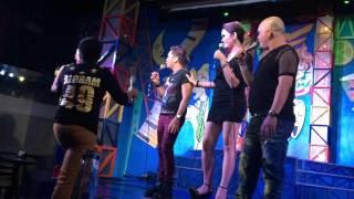 getlinkyoutube.com-Punchline Comedy bar  + Love on top