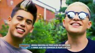 getlinkyoutube.com-MC Gui e Zé Felipe fazem surpresa para fãs
