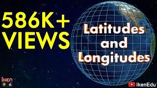 getlinkyoutube.com-Latitudes and Longitudes