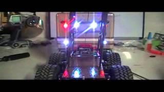 getlinkyoutube.com-Tamiya King Hauler Boom Truck Build Part 3