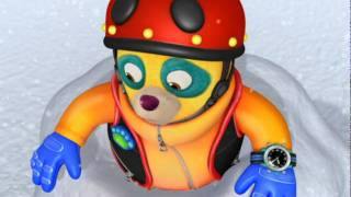 Specialagent Oso fra Disney Channel