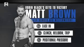 getlinkyoutube.com-Robin Black's Keys to Victory - UFC 206: Matt Brown
