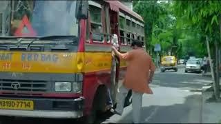 Very Funny comedy scene of rudranil from bengali movie Goray gondogol