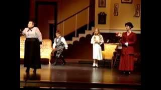 "getlinkyoutube.com-""Brimstone & Treacle"", Pt. 2, from the Mary Poppins Broadway Musical, by Hannah & Sarah Curlin."
