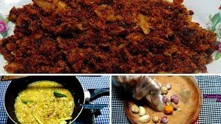 getlinkyoutube.com-Resep & Cara Membuat Abon Ayam Gurih