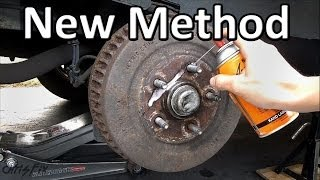getlinkyoutube.com-How to Remove a STUCK Drum Brake