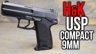 Heckler & Koch USP Compact 9mm