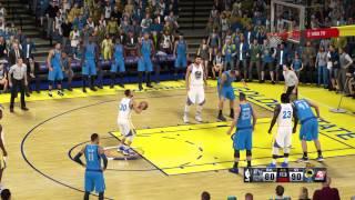 getlinkyoutube.com-NBA 2K15 Stephen Curry game winning shot