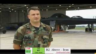 getlinkyoutube.com-B2 Bomber over Iran - 4 of 5