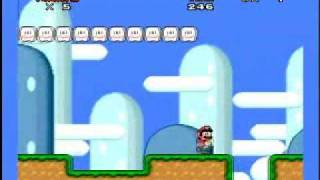 getlinkyoutube.com-Super Mario World 64 (MegaDrive[Pirate]) gameplay
