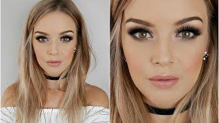 getlinkyoutube.com-My go to Makeup look  ♡