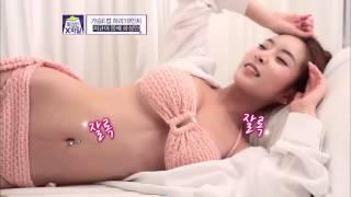 getlinkyoutube.com-화성인 X파일 - Ep.137 : 가슴 E컵 허리 19인치 개미허리녀!