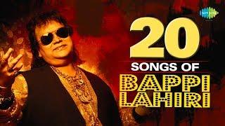 Top 20 Songs Of Bappi Lahiri | বাপি লাহিড়ী সুরারোপিত সেরা ২০টি  গান | HD Songs | One Stop Jukebox width=