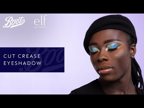 Make-up Tutorial | Cut Create Eyeshadow with Way of Yaw | Boots X E.l.f. | Boots UK