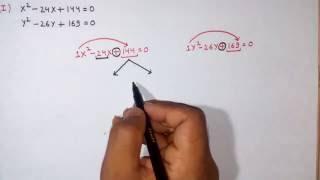 getlinkyoutube.com-Tricks for Quadratic Inequalities  part 1 ( For Bank PO/Clerk)