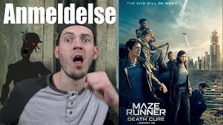 Maze Runner: The Death Cure 2018 Filmanmeldelse Review