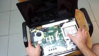 getlinkyoutube.com-Asus x550 SSD+HDD upgrade