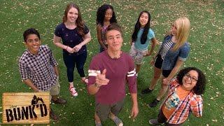 getlinkyoutube.com-Screaming Toes! | BUNK'D | Disney Channel