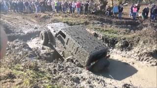 getlinkyoutube.com-Jeep Rubicon mudfest 2015