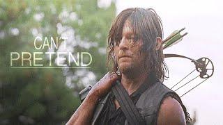 getlinkyoutube.com-Daryl Dixon - Can't Pretend (5x13)