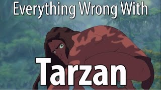 getlinkyoutube.com-Everything Wrong With Tarzan In 12 Minutes Or Less