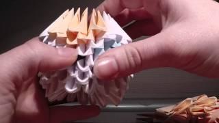 getlinkyoutube.com-How to make a 3d origami sylveon