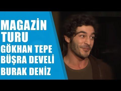 Magazin| Funda Arar-Febyo Taşel, Büşra Develi, Gökhan Tepe, Tolgahan Sayışman...gecelerde