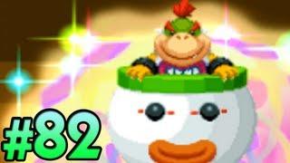 getlinkyoutube.com-Mario & Luigi: Dream Team - Part 82: Secret Boss: Bowser Jr. [Battle Ring]