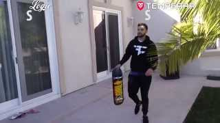 getlinkyoutube.com-Logic vs. FaZe Temperrr (SKATE)