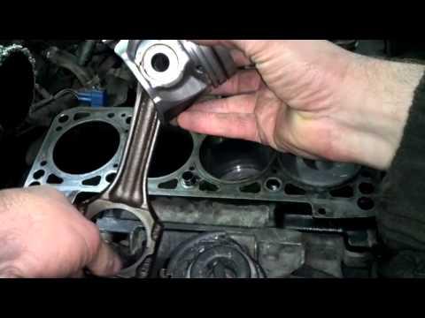 Заклинил дизельный двигатель VW 1.9 TDI