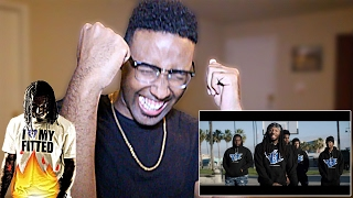 "getlinkyoutube.com-Montana Of 300 x TO3 x $avage x No Fatigue ""FGE CYPHER Pt 3"" (Reaction)"