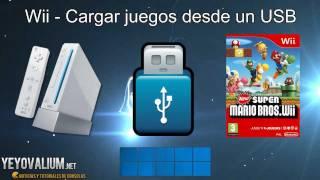 getlinkyoutube.com-Wii - Cargar juegos con USB o disco duro externo