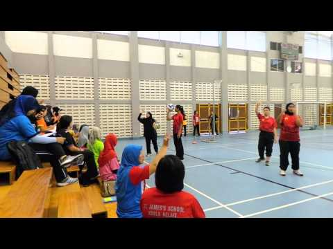 Bengkel Perkembangan Kejurulatihan Bola Jaring [Development Of Coaching Netball Workshop]